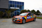 New red and orange Police road safety cars launched ahead of the New Zealand summer crackdown on speeding motorists.