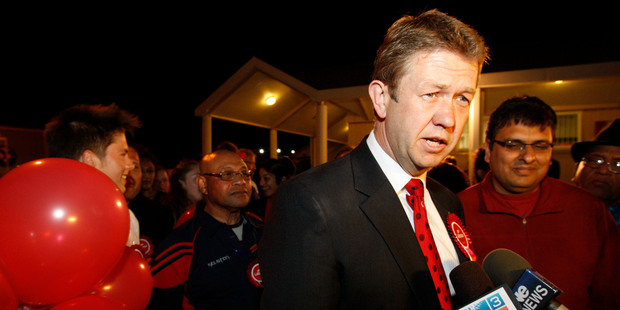 For David Cunliffe, the result is vindication, writes Armstrong.  Photo / Richard Robinson