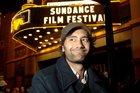 Takia Waititi at the Sundance Film Festival world premiere of Eagle Vs. Shark. Shark in 2007.