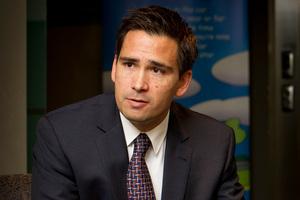 Simon Bridges, Energy and Resources Minister. Photo / APN