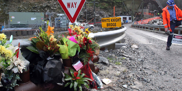 Joshua Murray Jackson turned to drugs after 29 of his mates were killed in the Pike River mining tragedy. Photo / File