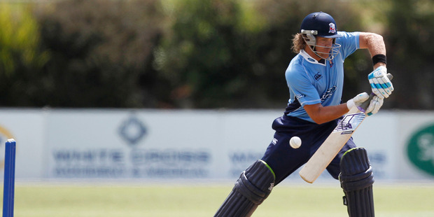 Lou Vincent confirms he is being investigated by the ICC over match-fixing claims. Photo / NZPA