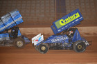 Returning sprintcar driver and current midget 1NZ Michael Pickens is the favourite at $2.50. Photo / File.