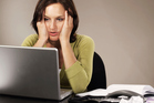 Being exhausted at work is one tell-tale sign of burnout. Photo / Thinkstock
