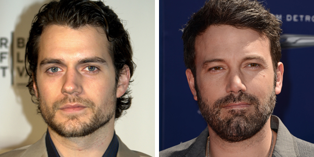 Henry Cavill says Ben Affleck will be a 'fantastic' as Batman. Photo / Creative Commons, AP