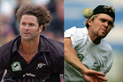 Daryl Tuffey, Chris Cairns and Lou Vincent are under probe. Photos / NZPA, APN