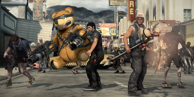 Games like Dead Rising 3 leave kids out of the killing.