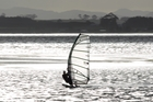 SAIL AWAY: Rotorua Yacht Club will tomorrow host an introductory open day for school students wanting to learn how to windsurf. PHOTO/FILE