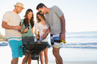 What to look for when buying a BBQ this summer. Photo / Thinkstock