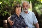 Margaret and John Jamieson say Marsh should never be released. Photo / Doug Sherring