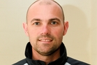 Chris Greatholder, Hawkes Bay United coach. Photograph Warren Buckland