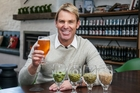 Shane Warne's partnership with Moa means he will take a share of the profits from the pale ale 99 Not Out.
