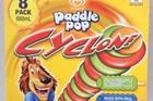 Streets Paddle Pop Cyclone $6.99 for 8