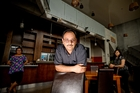 Darius Karani will allow a spirit medium into his Botany, East Auckland, restaurant. Photo / Jason Dorday