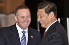 President Xi Jinping has said to PM John Key that mutual trust and trade co-operation are the twin engines of partnership.