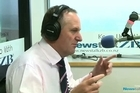 Prime Minister John Key joins Newstalk ZB's Leighton Smith in studio to chat about John Banks leaving politics, who could replace him as ACT leader, and Colin Craig and the Conservative Party.