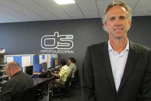 Debitsuccess chief executive Craig Marshall