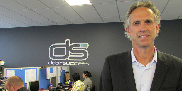 Debitsuccess turnover has topped $1billion for the first time in a year said chief executive Craig Marshall.