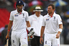 Either Joe Root or Ian Bell will bat at number three in the second Ashes test. Photo /Getty Images