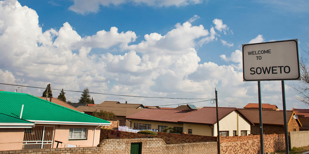 Just down the road from Nelson Mandela's foemer Soweto home, a new tourist attraction is growing in popularity. Photo / Thinkstock