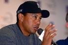 Tiger Woods met Nelson Mandela 15 years ago. Photo / AP