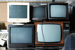 Those with unwanted TVs have been urged to put them into recycling. Photo / Thinkstock