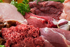 A worker lost two fingers while trying to clean a meat skinning machine at a meat processors in Wellington. Photo / Thinkstock