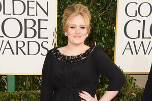 Singer Adele has been estranged from her father since she was 11. Photo / Getty Images