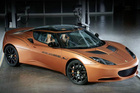 The Lotus Evora 414E extended-range plug-in sports car. For use in Driven Feb 2.