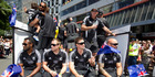 View: Wellington Sevens parade