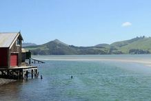 Papanui Inlet. Photo / Otago Daily Times