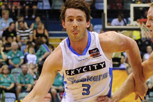 Shooting guard Daryl Corletto was named NBL Player of the Week for his sharp-shooting as the Breakers continued on their winning ways. Photo / Getty Images. 