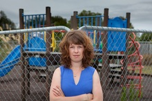 Researcher Ellen Sole is investigating earthquake stress levels in Christchurch children. Photo / Supplied
