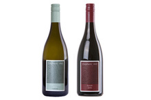 Elephant Hill Chardonnay and Syrah. Photo / Supplied