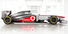 View: McLaren Mercedes' 2013 F1 car