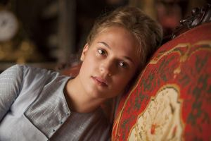 Alicia Vikander as Kitty in Anna Karenina. Photo / Supplied