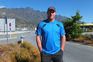 Brad Thorn could yet set a lasting benchmark for a lock at the highest club level.  Photo / Otago Daily Times