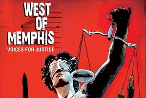 Album cover for West of Memphis: Voices for Justice. Photo / Supplied