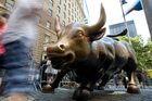 The New Zealand stock market bull run shows no sign of abating. Photo / Bloomberg