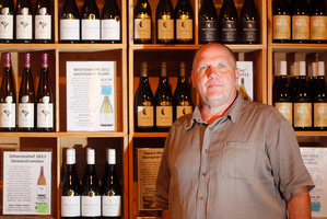 Henry Jacobs says large volumes of mediocre wine in 2008 started the downward price spiral.  Photo / Christine Cornege.