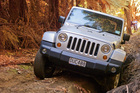 The Suzuki Jimny and the Jeep Wrangler are two of the few two-door 4WDs available in New Zealand after they were in plentiful supply about 15 years ago. Photo / Phil Hanson
