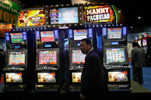Manila is in for a gambling boom. Photo / AP