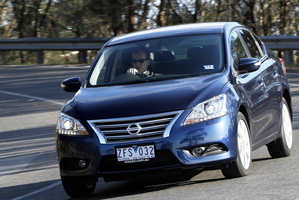 The Pulsar a fairly foolproof car to drive, fitting its target market of small car buyers and fleets perfectly.