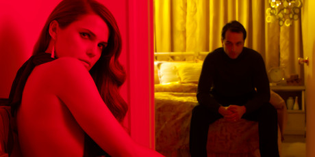 The Americans - starring Keri Russell and Matthew Rhys. Photo / Supplied