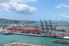 Ports of Auckland. File photo / NZ Herald