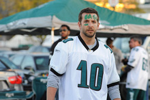 Bradley Cooper plays Pat Solatano in Silver Linings Playbook. Photo / Supplied