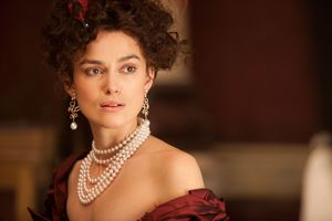 It's hard to see past Keira Knightley, the actress, in the title role od Anna Karenina. Photo / Supplied