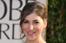 Mayim Bialik wants to show people how easy veganism can be.Photo / AP