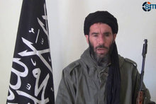 "Mokhtar Belmokhtar is also called ""Mr Marlboro"". Photo / SITE Intel Group"