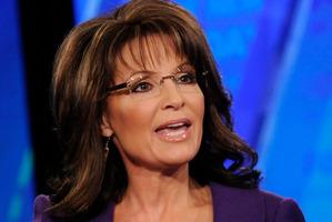 Sarah Palin. Photo / AP